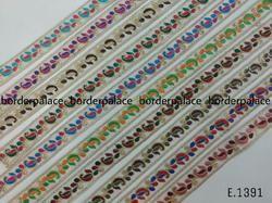 Exclusive Designer Lace E1391