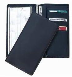 Business Checkbook Wallet