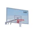 SAS Basketball Board (Acrylic)