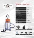 Vacuum Cleaner VC500 Rotomac