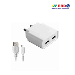 TC 29 Dual Micro USB Charger