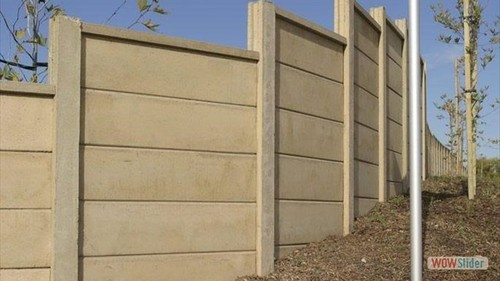 Prefabricated Boundary Walls