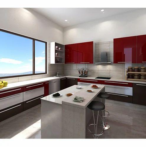 Modular Kitchen Designing Manufacturer: Myllar(A Brand Of AB CAD CONSULTANCY PVT. LTD