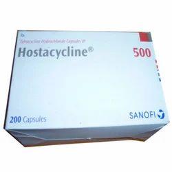 Tetracycline Hydrochloride Capsule IP
