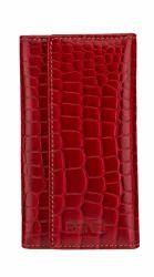 RENE Genuine Leather Rubino Color Key Case(R-1555-RUBINO
