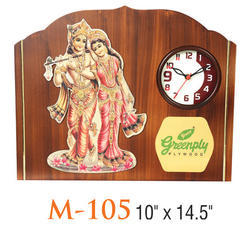 Wall Hanging Products With Clock