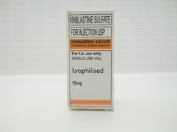 Vinbiastine Injections