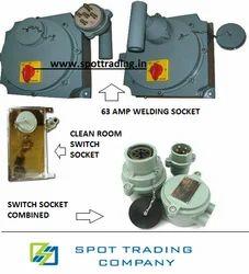Flameproof Switch Sockets