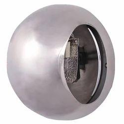 Jainsons Emporio Sphere Chrome Finish Wall Light