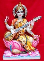 Marble Saraswati