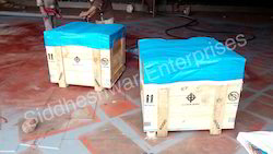 Pine Wood Boxes for Small Machine Parts