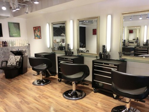 Salon designing - Salon Interior Designing Manufacturer from ...