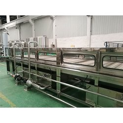 Bottle Cooling Conveyor