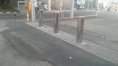 Crash Bollards