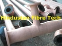 FRP Pipe Line Erection