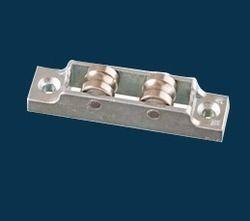 Double Roller Steel Wheel Zinc Frame / AR-04
