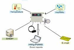 GPRS RealTime Temperature Monitoring Device