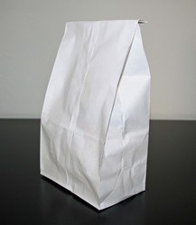 Repulpable Paper Bag