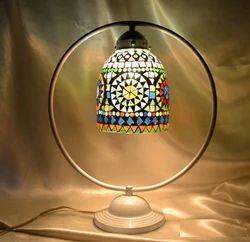 Desk Mosaic Table Lamp