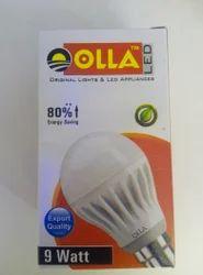 Olla LED Bulb 9watt