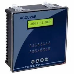 Automatic Power Factor Correction Relay 3 City Accuvar- 8 Stage