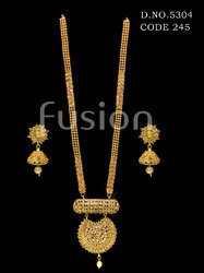 Antique Polki Designer Necklace Set