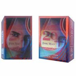 3D Lenticular Perfume Box
