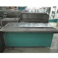 Food Steel Counter