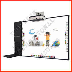 Interactive Whiteboard Short Through Projector All In One Pc