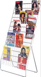Long Magazine Stand