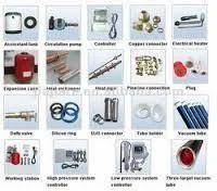 Solar Water Heater Accesories