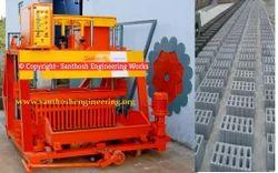 16 Blocks Concrete Block Making Machine (SHM 105 Special)
