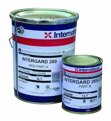 Ashok Paint Agencies - Wholesale Trader of Industrial Paints