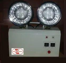 Double Head Emergency Light