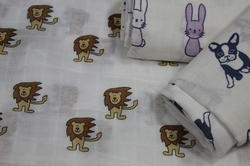 Soft Cotton Blankets for 4 Months Old Baby