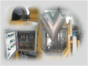 Chemical V-Cone Blender