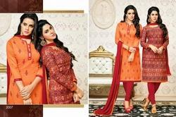 Printed Origma Suit Salwar Fabric