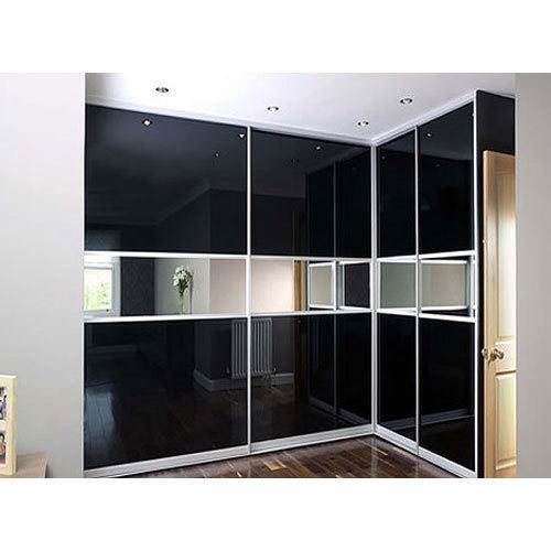 Colored Mirror - Black Colored Mirror Manufacturer from Noida