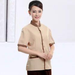 Room Attendant Uniform, Size: Medium And Large