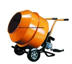 Electric Mini Concrete Mixer