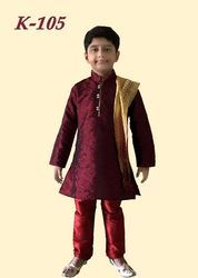 Boys Kurta Pujama Set