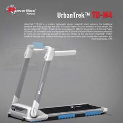 UrbanTreK TD-M4 Motorised, 100% Pre-Installed, Zero Maintenance Treadmill