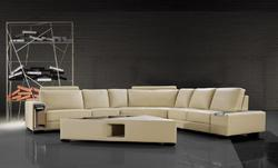 Leather Corner Sofa Sets