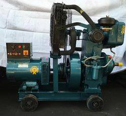 Low Noise Portable Welding Diesel Generator Sets