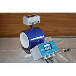 Wafer Type Electromagnetic Flowmeter