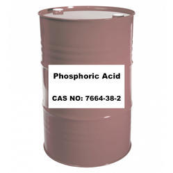 Industrial Chemical Solvent Drum