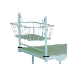 Cradle with Bed Attachment