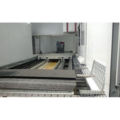 Cnc Machine Axis Checking Services