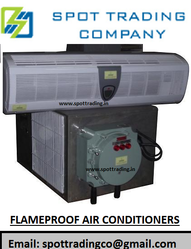 Flameproof Air Conditioners & Compressors