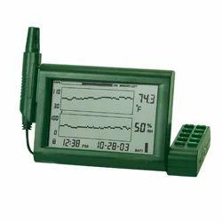 Humidity & Temperature Chart Recorder